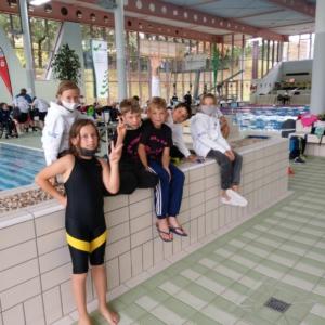 Schwimmjugend beim BSRNW Kurzbahn Cup in Remscheid